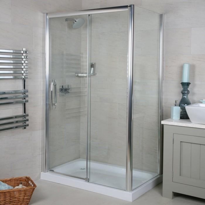 Beau Aluminium Shower Frames